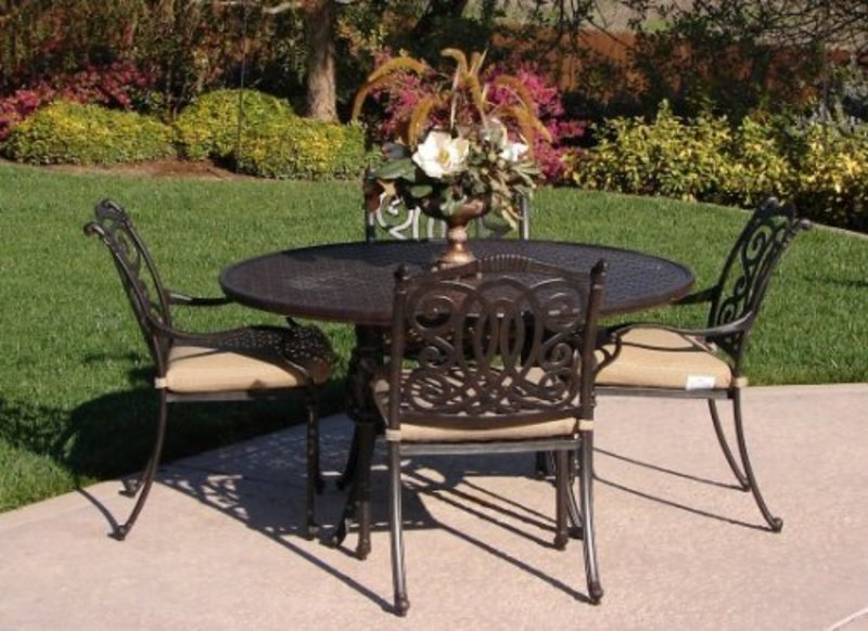 Mixing And Matching Outdoor Patio Furniture design bookmark