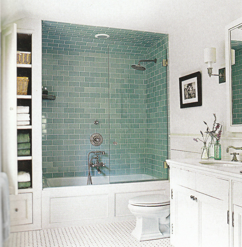 Unique Small Bathrooms Ideas With Shower And Tub Design Bookmark 19226