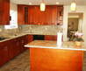 Cabinets And Countertops Collection Concord New Granite Countertops And New Auborn Oak Cabinets