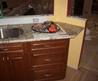 Granite Countertops And Oak Cabinets