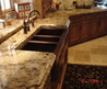 What Color Granite Goes With Medium Oak Cabinets?Q
