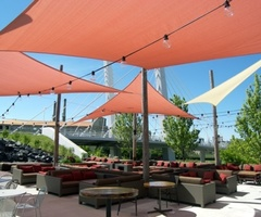 The Iron Horse's Outdoor Lounge Might Test That Iron Liver Of Yours