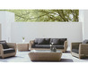 Verona 5 Piece Outdoor Wicker Lounge Setting