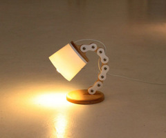 A Cute Mix Of Great Lamp Designs