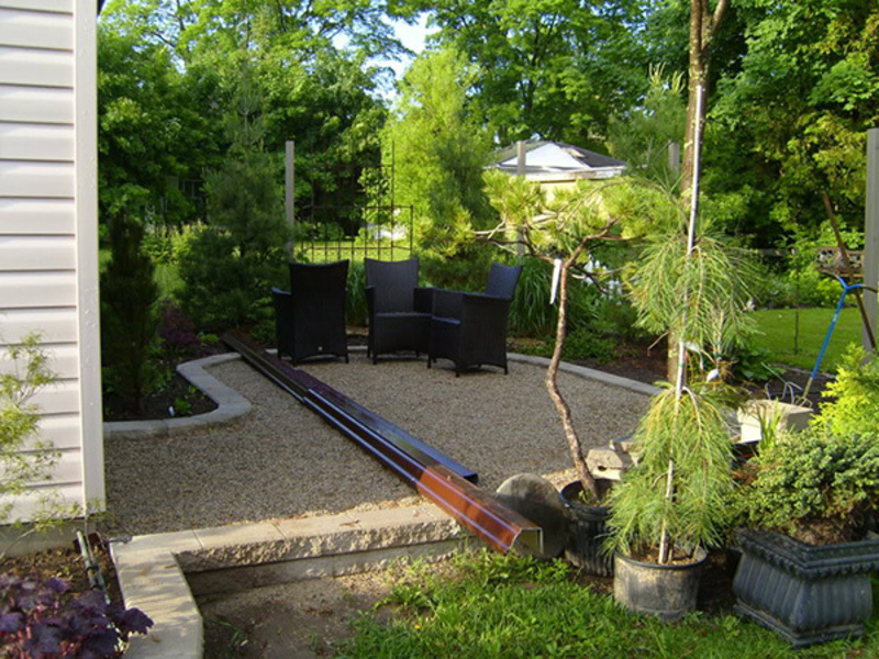 25 spectacular small backyard landscaping ideas design for Small lawn garden ideas