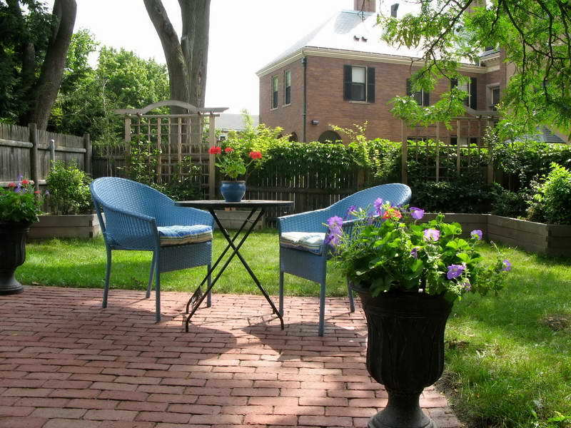 Landscaping ideas for backyard landscaping ideas for for Landscaping a small backyard