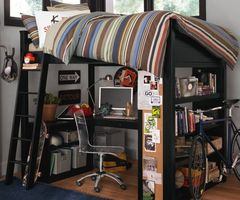 15 Best Kids Loft Bed Designs & Ideas > Furniture > Home Revo.