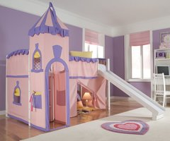 Modern Kids Bunk Bed Interior Decorating Design Ideas With Regard To Bunk Bed Design