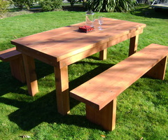 Redwood Outdoor Furniture 042