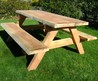 Build Wood Patio Table