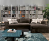 Harris Bookcase By Meridiani