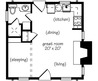 One Room House Plans Magnificent Design On House Design Ideas