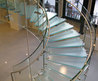 Glass Staircase Beauty Ideas And Art Composition