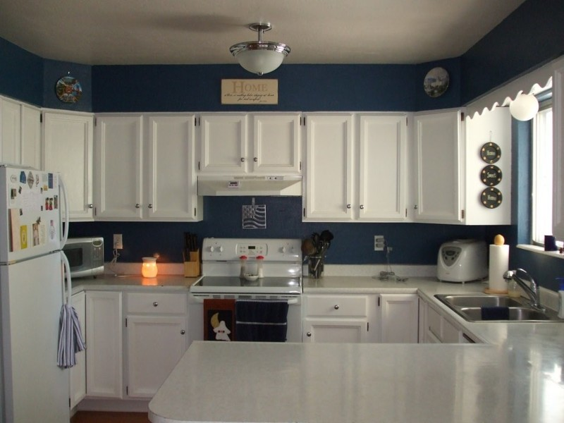 Painted Kitchen Cabinet Ideas, Find The Best Painted Kitchen Cabinet Ideas