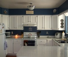 Find The Best Painted Kitchen Cabinet Ideas