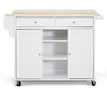 White Kitchen Storage Cabinets With Doors
