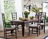 A Farmhouse Dining Room Table From Real Hardwood