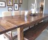 Farmhouse Kitchen Table With Chairs