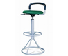 Cheap Creative Leather Foreign Trade Fashion Simple Rotation Of The Backrest Modern Cafe Bar Stool Bar Stool