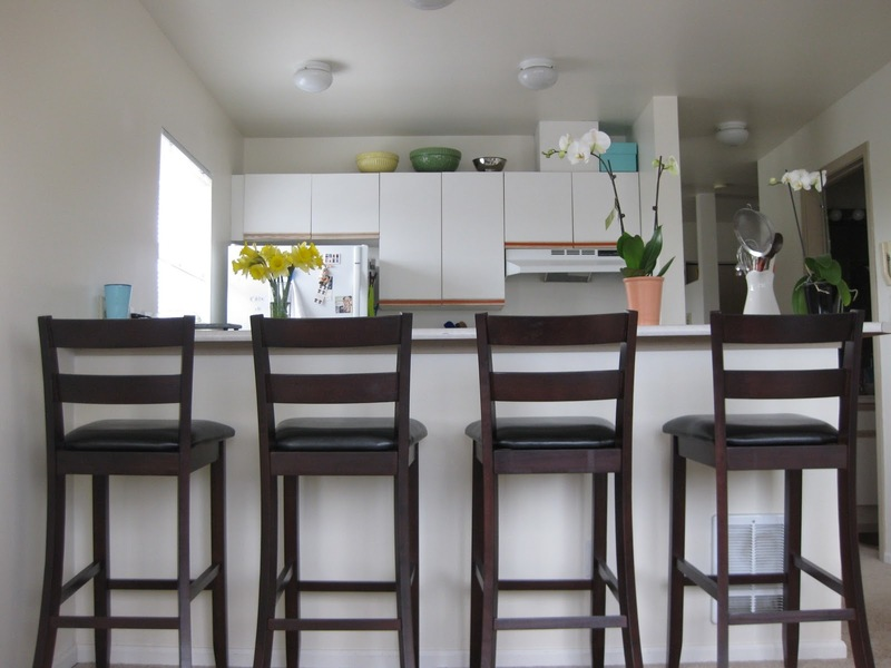 Kitchen Stools With Regard To Browntaupe Stools Cheap