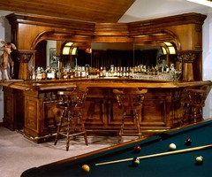 Unique Home Bar Designs