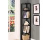 Corner Bookcase Design Examples • Housedesign.Country