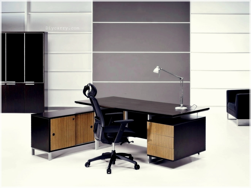 desk office contemporary wood office furniture with new modern office