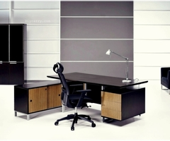 contemporary wood office furniture with new modern office desk