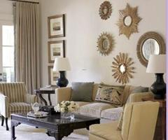 Decorating Ideas For Living Room Wall