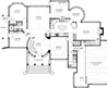 Futuristic And Amazing House Floor Plans With Covered Porch Completed With Staircases And The Sunroom Place Set In The Opposite Corner In The Middle Are Living Room And Dining Room Gorgeous Amazing House Floor Plans For Lovely Home Home Tips Idea Bedroom