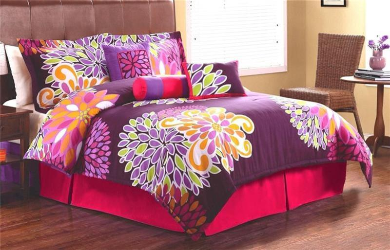 Girl Comforter Sets, Tween Girls Bedding Sets