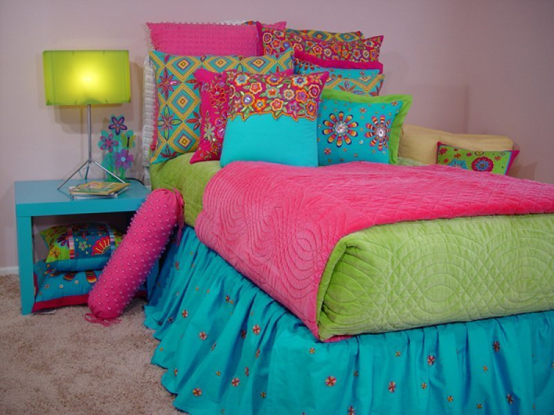 Tween Girls Bedding Sets / Design Bookmark #20503