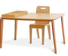 Sustainable Wood Kids Children Table Chair Furniture Design Iglooplay Craft Work Lisa Albin