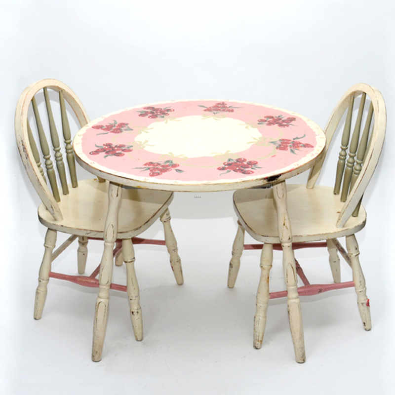 Children S Wood Table And Chairs Wooden Children S