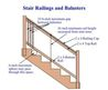 How To Build Deck Stair Handrails