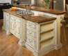Continental Kitchen Island