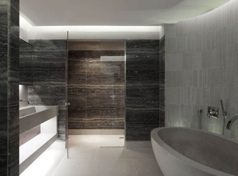 Luxury Natural Stone Tile Uses For Bathrooms Design Bookmark 20949