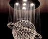Chandelier  Hot Sales Italy Style Dia500*H800mm Crystal Ball Chandelier Lights ,Modern Living Room Light Chandeliers From Daisy8814, $334.96
