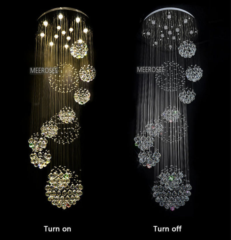 crystal modern light chandelier light fixture lamp picture