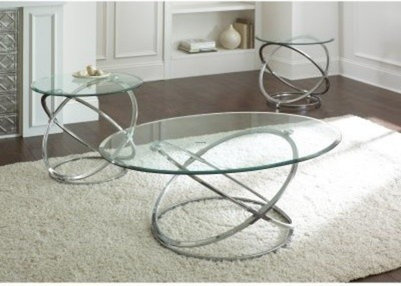 Round Glass Coffee Tables Design Bookmark 21163