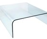 Contemporary Glass Coffee Table 2