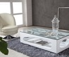 Modern Glass And Wood Coffee Table Ideas