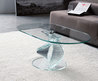 Choosing Glass Coffee Table For Contemporary Living Room