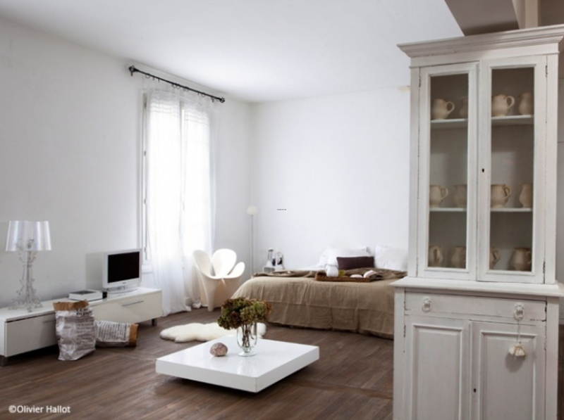 comment decorer un petit appartement sans lencombrer With decorer un petit studio