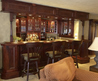 Building A Wooden Bar In Your House