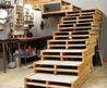 10 Pallet Wood Stairs Design