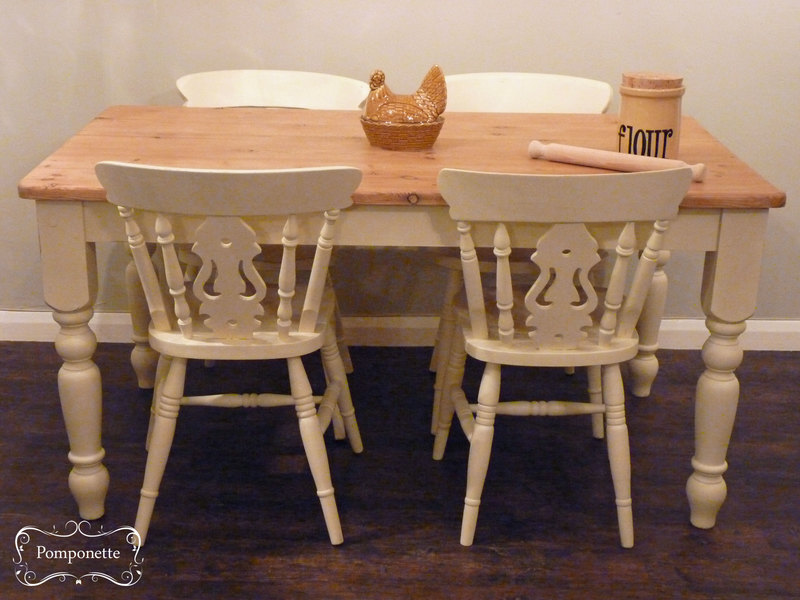 Farmhouse Table And Chairs, Dining Chairs For Farmhouse Table