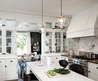 Black And White Decorating Ideas, Old House Interiors Makeover