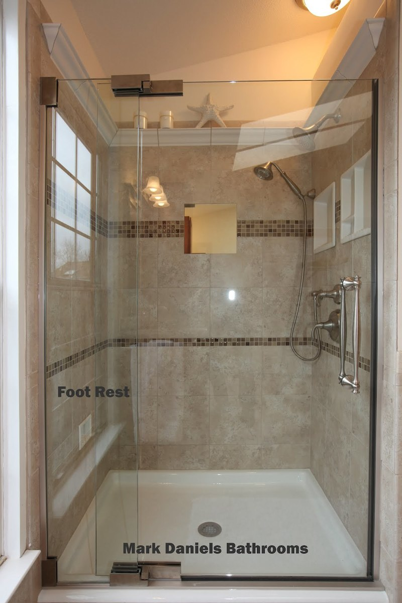 Small bathroom designs with shower only gallery of home for Bathroom ideas with tub and shower