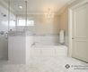 Master Bath Design From A Well Dressed Home Blog
